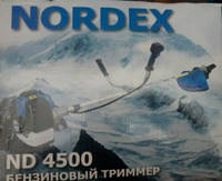 Бензокоса Nordex ND 4500 НОЖ+ШПУЛЯ С ЛЕСКОЙ