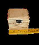 Шкатулка 10х8 см, фото 3
