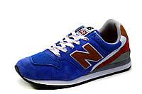 Кроссовки New Balance 996, мужские, синие, р. 39,5