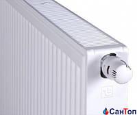 Стальной радиатор TERMOTEKNIK Ventil Kompakt-11 H=600 L=600