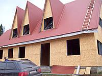 Утеплитель Юнизол - утепление каркасного дома