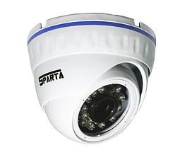 Видеокамера MHD 2 Мп купольная Sparta SPA21AR20