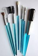 Кисти для макияжа набор 7шт GLOBOS BS-25