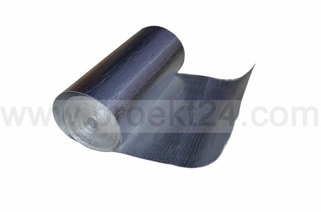 Алюфом 4мм (тип Б) фольгированный с двух сторон химически сшитый вспененный полиэтилен