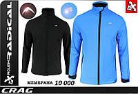 Спортивная куртка с мембраной и отражателями Radical Crag, с виндстоппером
