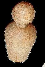 Деревянный человечек