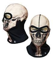 Балаклава-череп, маска подшлемник (Польша) Radical