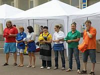 Первый Украинский Международный Фестиваль Воздушных Шаров. Часть 1. Как это было…