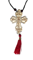 Подвеска крестик, фото 1