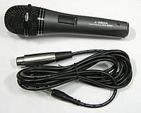 Микрофон Yamaha DM-200S, динамический микрофон, проводной вокальный микрофон, микрофон yamaha