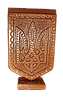 Тризуб на підставці 11х18