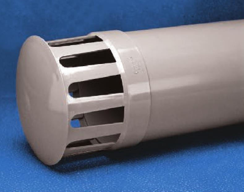 Труба вентиляционная Ø160/110 внутренней канализации