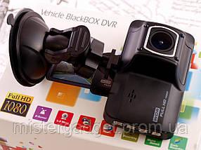 Видеорегистратор DVR 101 BlackBox. Датчик движения, датчик удара, фото 2
