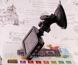 Видеорегистратор DVR 101 BlackBox. Датчик движения, датчик удара, фото 3