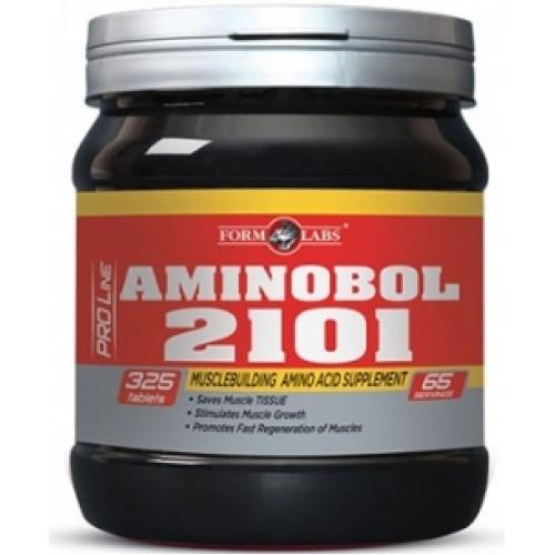 Аминокислоты AminoBol 2101 (325 таблеток) от FormLabs