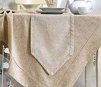 Скатерть прямоугольная Tabe Collection Linen LN.01 (150х220 см)