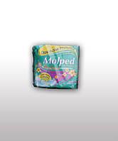 Гигиенические прокладки Molped Deo Floral 5 капель