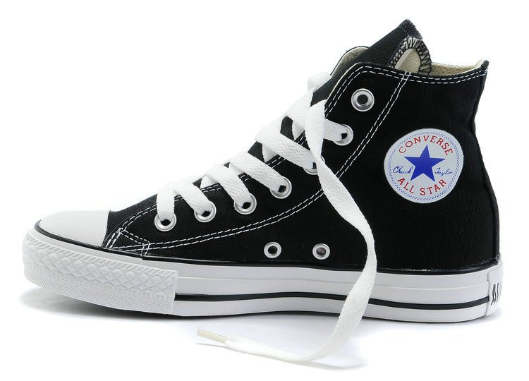 Кеды Converse All Star Replica черные - Интернет - магазин