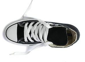 Кеды Converse All Star Replica черные, фото 3