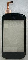 Оригинальный тачскрин / сенсор (сенсорное стекло) для Fly IQ270 Firebird (черный цвет)