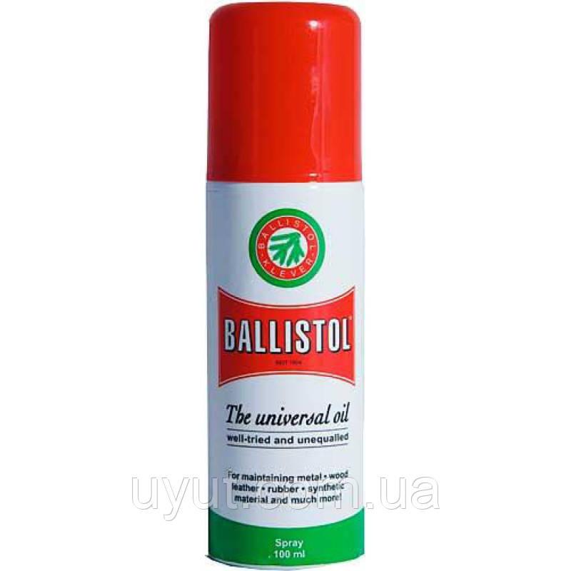Масло спрей Ballistol универсальное 100 мл