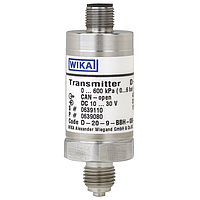 Преобразователь давления с интерфейсом CANopen®  D-20-9, D-21-9