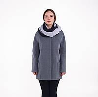 Женское осеннее пальто из кашемира