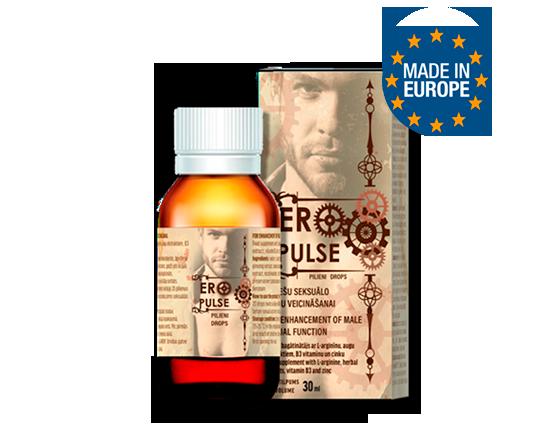 Eropulse (эропульс) - средство для потенции. Цена производителя.Фирменный магазин.