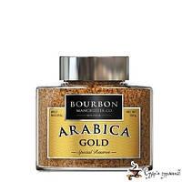 Растворимый кофе Bourbon Arabica Gold 100г, фото 1