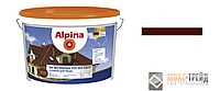 ТМ Alpina Die Bestandige fur das Dach-краска для крыши ТЕМНО-КОРИЧ (ТМ Альпина Диэ Бестандиж фюр дас Дач),10 л