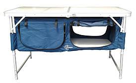 Стол раскладной Ranger для рыбалки и отдыха TA-519 + чехол RA 1103