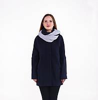 Женское весеннее пальто из кашемира Люкс