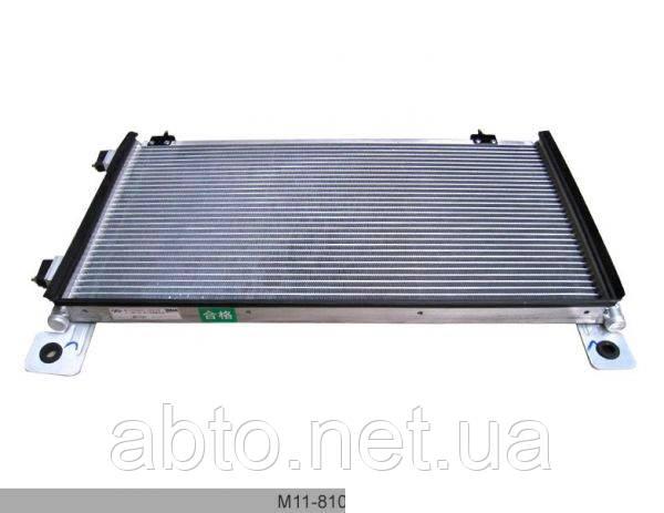 Радиатор кондиционера Chery M11