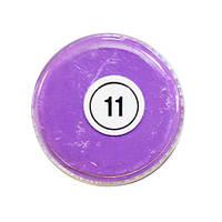 Акриловая пудра My Nail №11 (сиреневая) 2мл