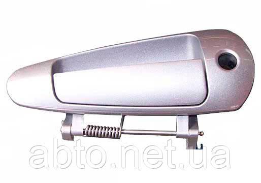 Ручка двері передньої зовнішня права Чері М11 (Chery M11) M11-6105180