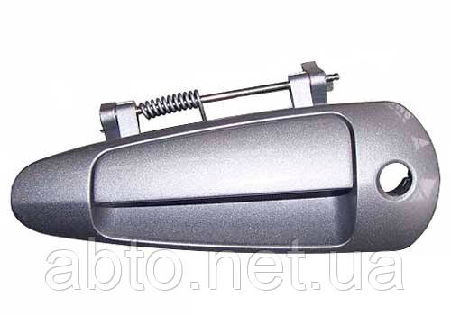 Ручка передней двери левая наружная Чери М11 (Chery M11) M11-6105170