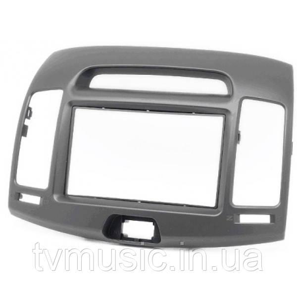 Переходная рамка CARAV 11-065 2 DIN (Hyundai Elantra, Avante)