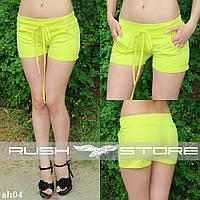 Летние женские шорты с карманами