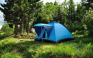 Палатки туристичні різних розмірів