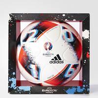 Футбольный мяч adidas UEFA EURO 2016 Official Match Ball AO4851