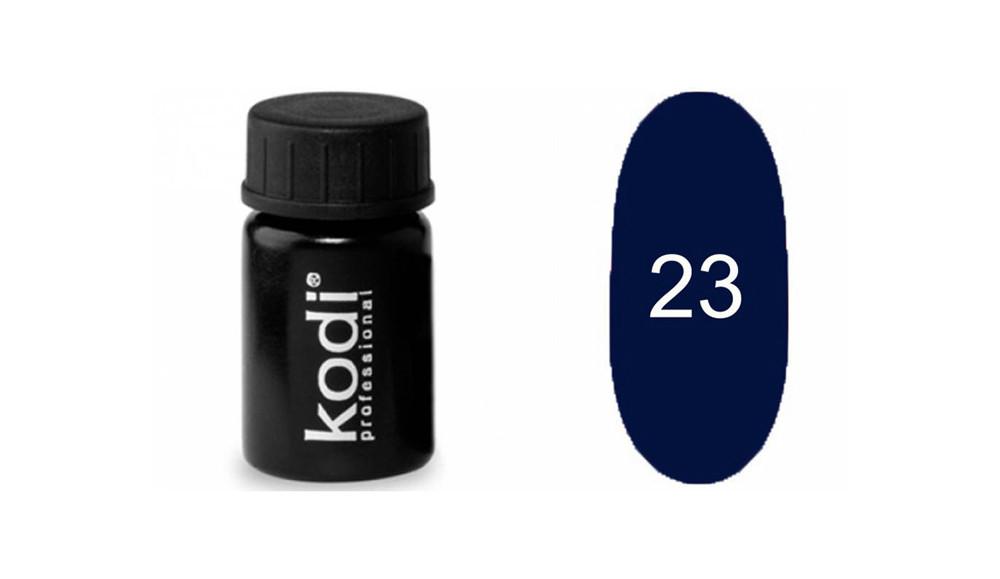 Гель-краска Kodi Professional 4 мл. №23