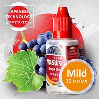 Жидкость для электронных кальянов, сигарет, vipe Yasumi (Ясуми) Виноград Гифу (Grape Gifu) 1,2%