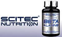 Купить аминокислоты Scitec Nutrition Beta Alanine 150 caps