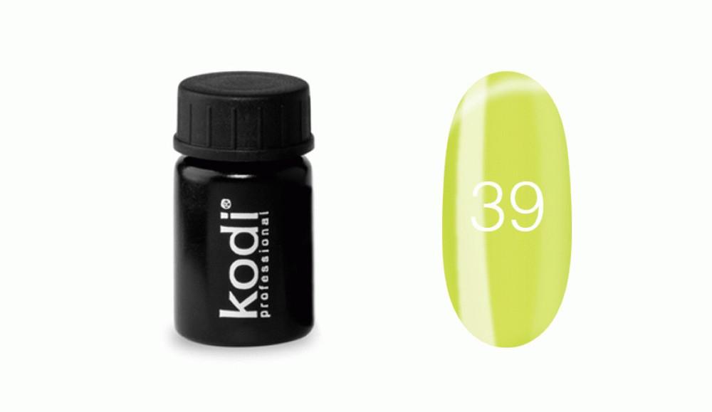 Гель-краска Kodi Professional 4 мл. №39