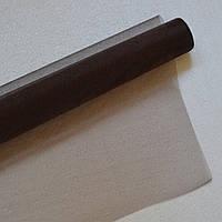 Органза (коричневый)
