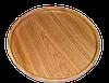 Деревянный поднос 25 см