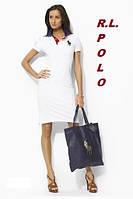 Ralph Lauren Polo женские хлопок платья ралф лорен поло женское платье купить в Украине