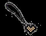 Підвіска сердечко, фото 2