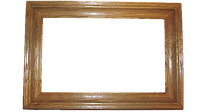 Дубова рамка 5,5х40х25 L, фото 1