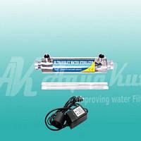 Установка ультрафиолетового обеззараживания 2G; UV-16W